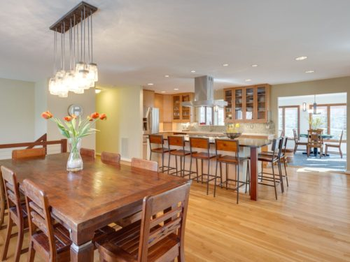 McLean home improvement kitchen dining floors