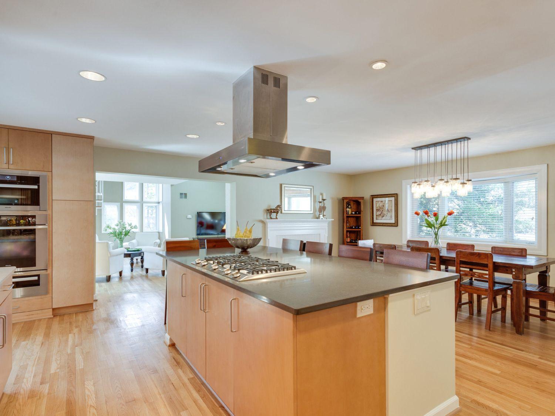 McLean kitchen remodel open design renovation floors