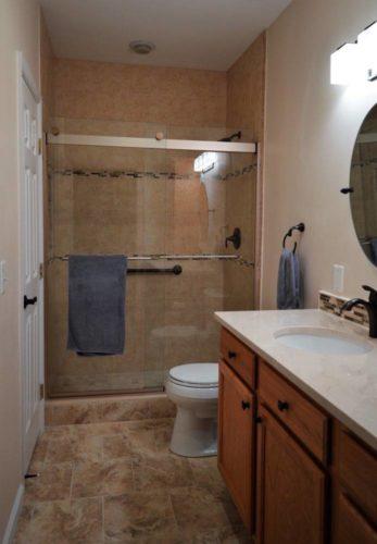 Fairfax Condo Bathroom Remodel (2) - MAC Design + Build