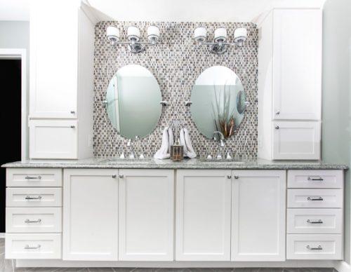 Farifax master bathroom remodel