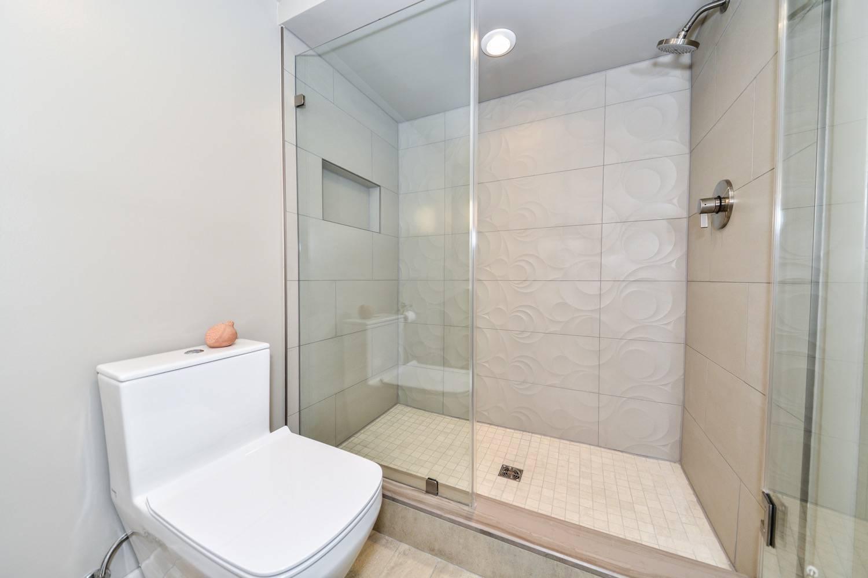 Mclean Modern Bathroom Remodeling 8 Mac Design Build