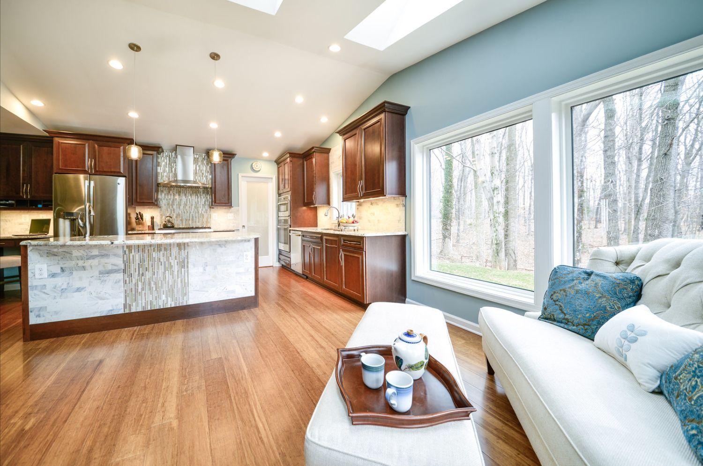Springfield kitchen sunroom addition